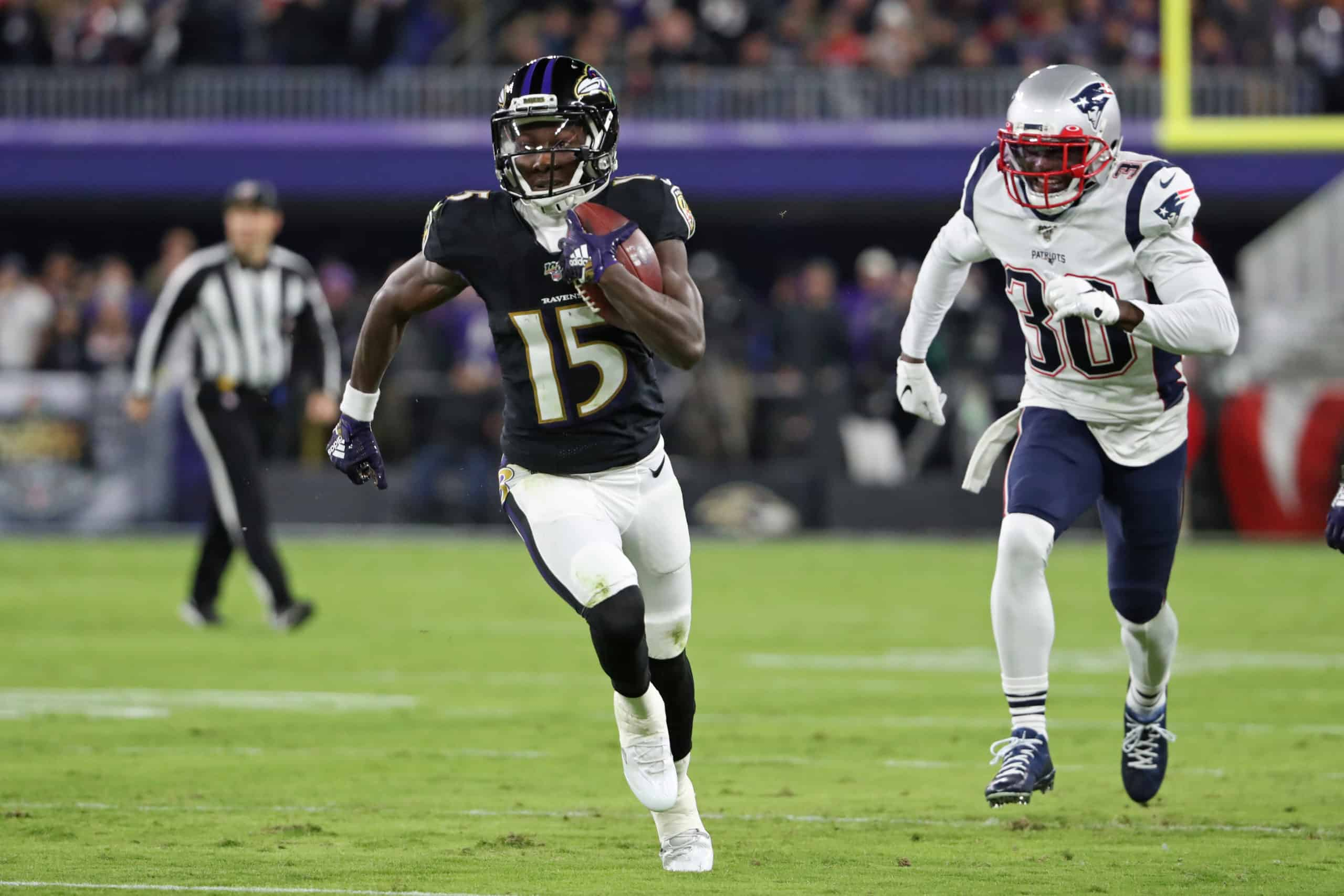Marquise Brown 2019 Player Profile